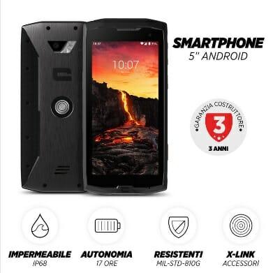Crosscall Smartphone Core-M4 - Promarine