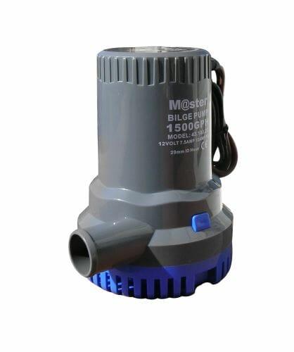 M@ster Pompa Immersione 1500 GPH - Promarine