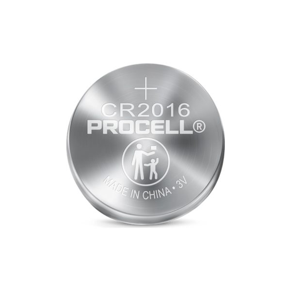 Procell Litio 2016 (CR2016) 5 pz - Promarine