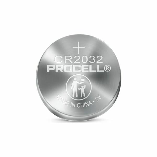 Procell Litio 2032 (CR2032) 5 pz - Promarine