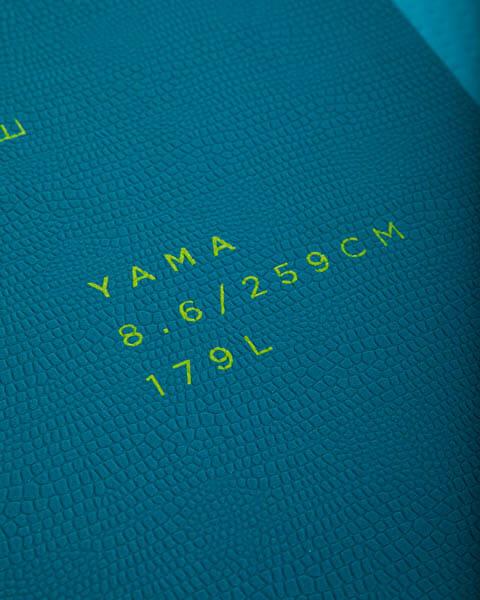Jobe Aero Yama Sup Board 8.6 Package - Promarine
