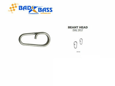 Bad Bass Beant Head Oval Split - Promarine