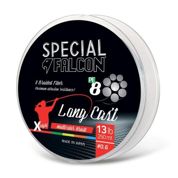 Falcon Monofilo Trecciato Special Long cast - Promarine