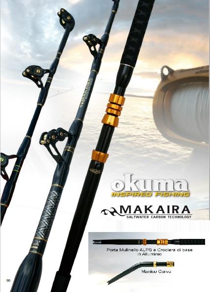 Okuma Canna Makaira - Promarine