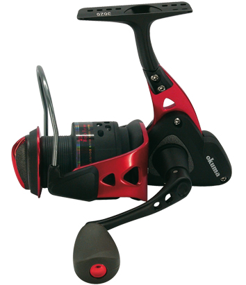 Okuma Mulinello Trio Red Core - Promarine