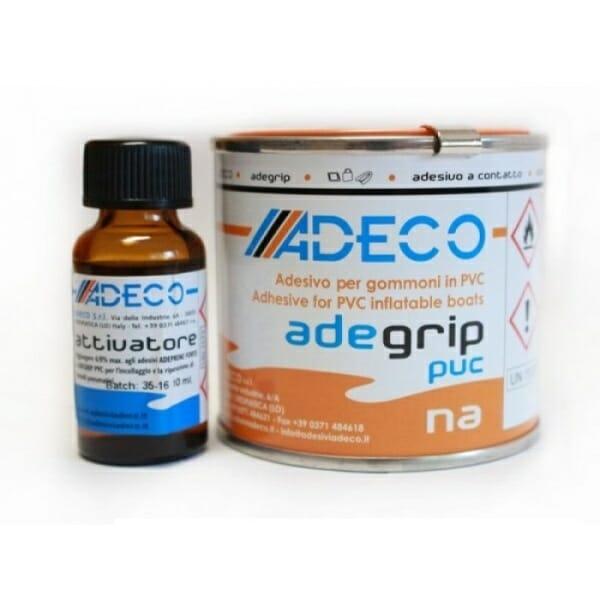 Adeco Adegrip PVC na Adesivo bicomponente - Promarine