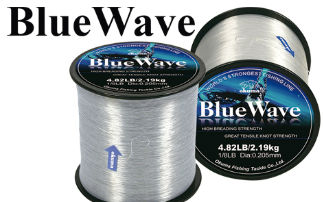 Okuma Monofilo Nylon Blue Wave - Promarine