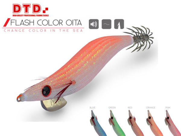 DTD Totanara Flash Color Oita - Promarine