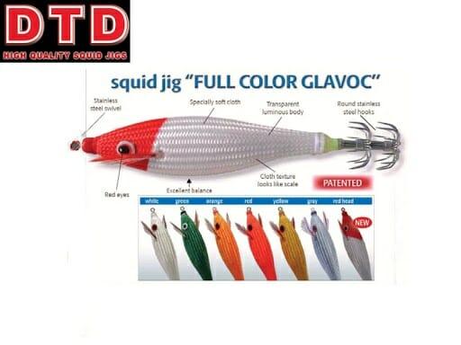 DTD Totanara Full Color Glavoc - Promarine