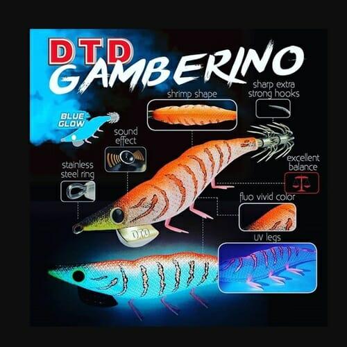 DTD Totanara Gamberino - Promarine