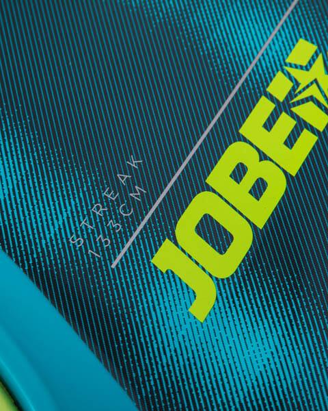 Jobe Streak Kneeboard Vintage Teal - Promarine