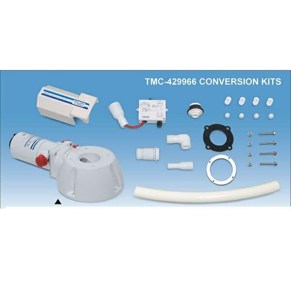 TMC Kit Trasformazione WC 12V - Promarine