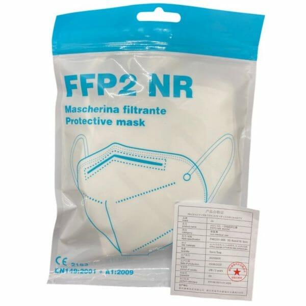 Mascherina Filtrante FFP2 - Promarine