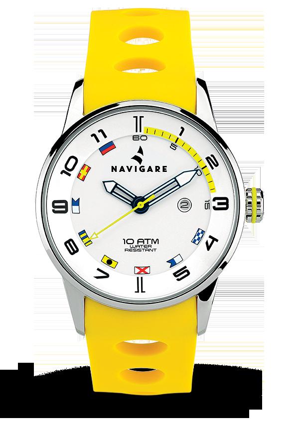 Orologio Navigare Royal Navy - Promarine