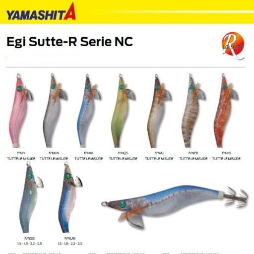 Yamashita Totanara Egi Sutte-R Serie NC - Promarine