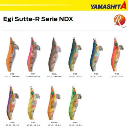 Yamashita Totanara Egi Sutte-R Serie NDX - Promarine