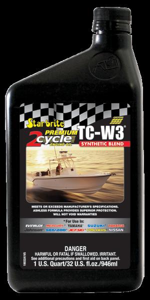 Star brite Olio Premium 2 Cycle TC-W3 - Promarine
