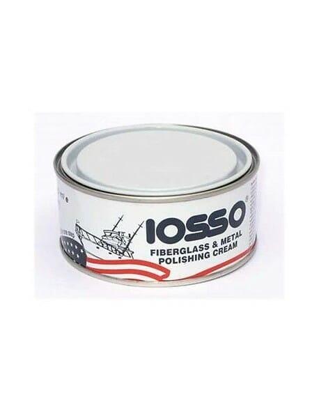 IOSSO Fiberglass & Metal Polishing Cream - Promarine