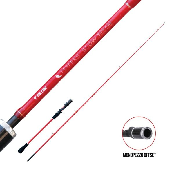 Falcon Canna Peppers Slow Pitch - Promarine