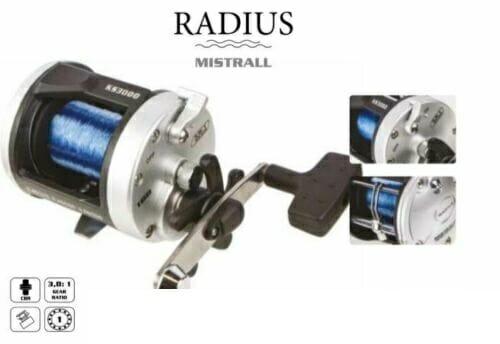 Mistrall Mulinello Radius KS4000 - Promarine