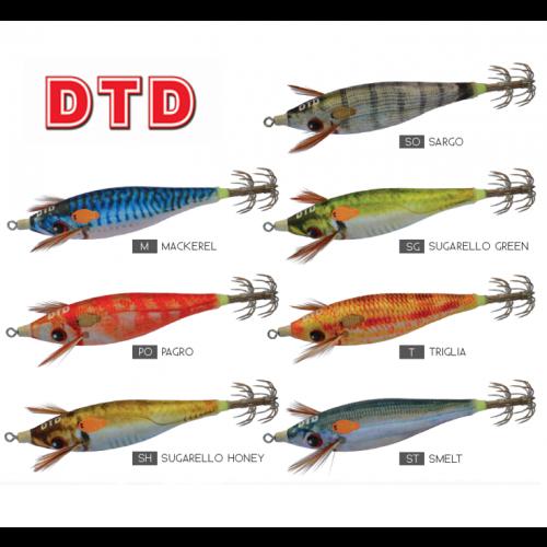 DTD Totanara Real Fish Bukva - Promarine