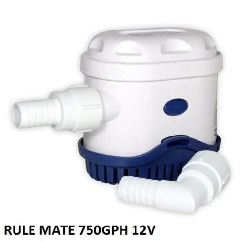 Rule Mate Pompa Immersione Automatica 750 GPH - Promarine