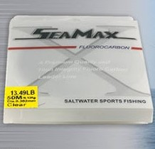 Okuma Monofilo Fluorocarbon Sea Max - Promarine