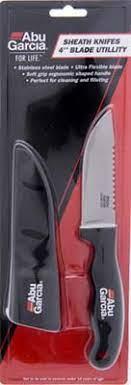 Abu Garcia Sfilettatore 4″ Fishing Knife - Promarine