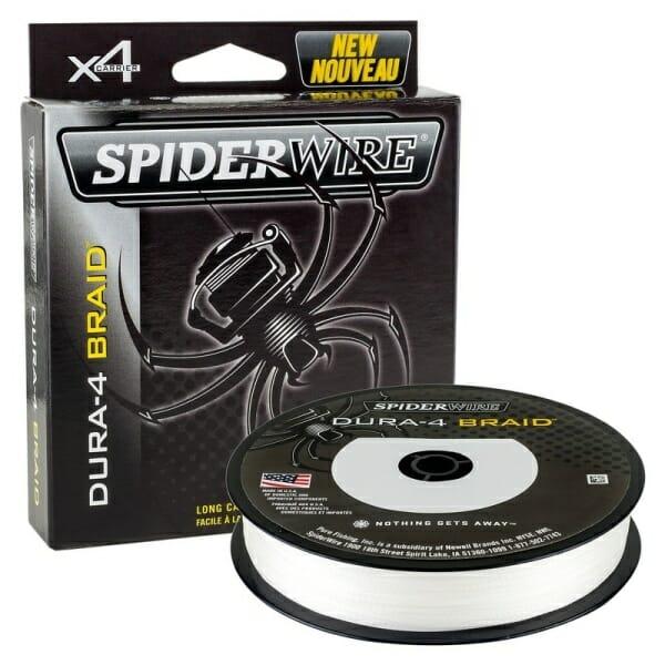 Spiderwire Monofilo Trecciato Dura-4 Braid - Promarine
