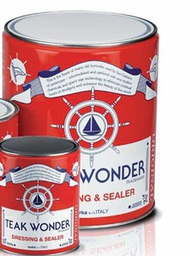 Teak Wonder Dressing & Sealer - Promarine
