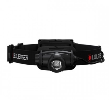 Ledlenser Torcia Frontale H5R Core 500 Lumen - Promarine