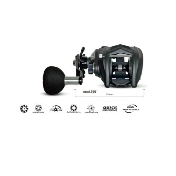 Tica Mulinello Titan Claw TC301H - Promarine