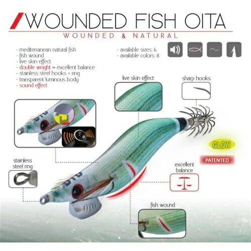 DTD Totanara Wounded Fish Oita - Promarine